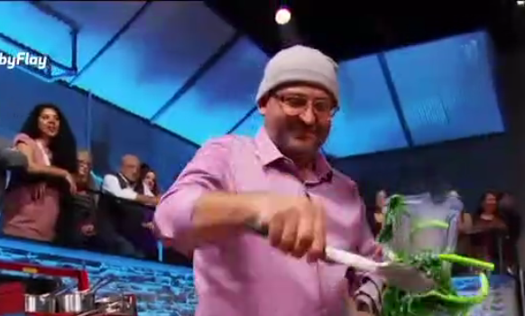 "This Kosher ""Top Chef"" Alum, Alex Reznik, Just Beat Bobby Flay"