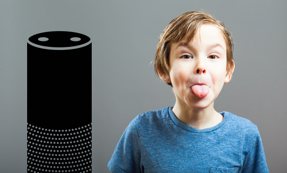 Is It Weird That I'm Worried How My Kids Treat Alexa?