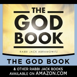 God Book Rabbi Jack Abramowitz