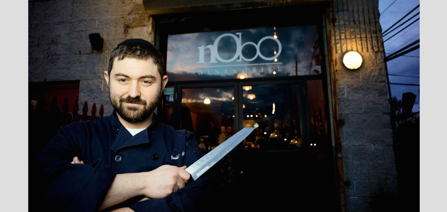 Kosher Oysters? Meet Josh Massin: Executive Chef and Innovator At NOBO