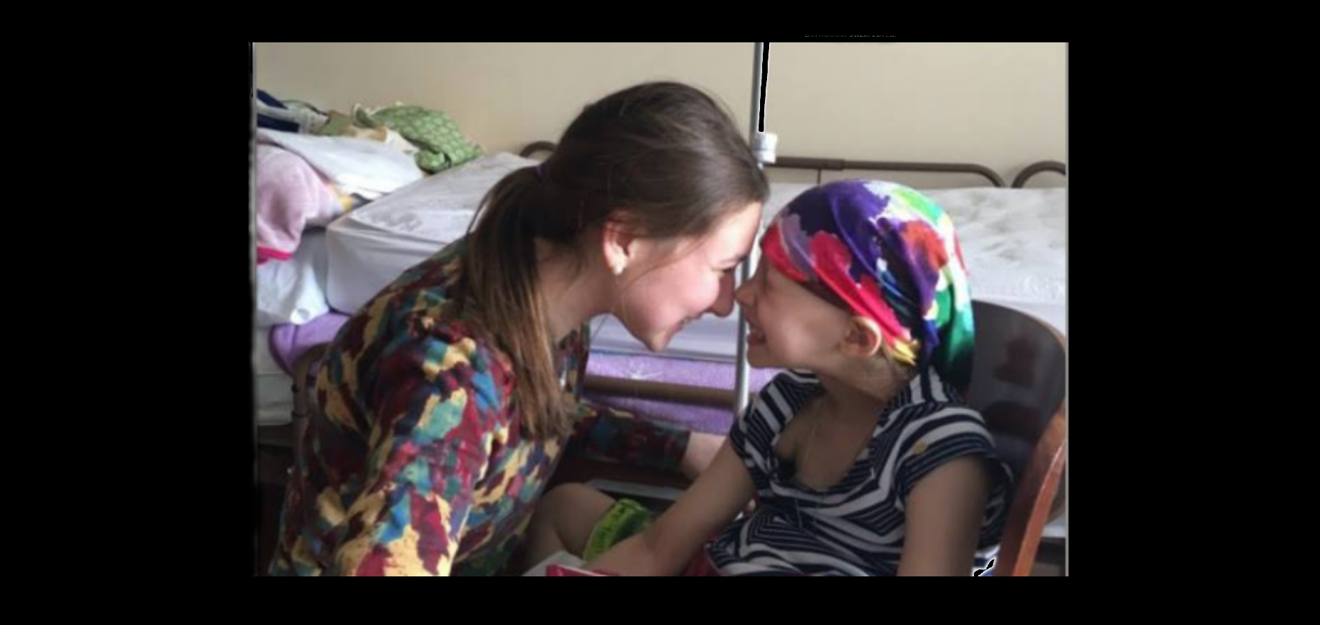 The Orthodox Jewish Volunteers Who Help A Child With Cancer