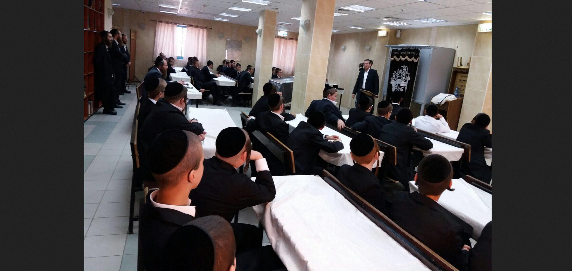 The Hasidic Educator Who Defies Opposition to Teach & Other Orthodox Jews in the News