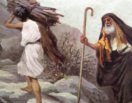 Aleph Beta on Parshas Vayeira: Abraham's Struggle With Loyalty