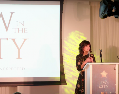 First Hasidic Female Judge, The Hon. Ruchie Freier, Accepts Orthodox Jewish All Star Award