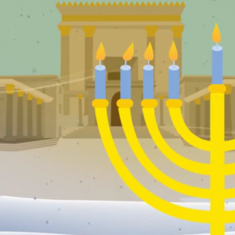 The History of Hanukkah: Just a Jewish Version of a Winter Holiday?