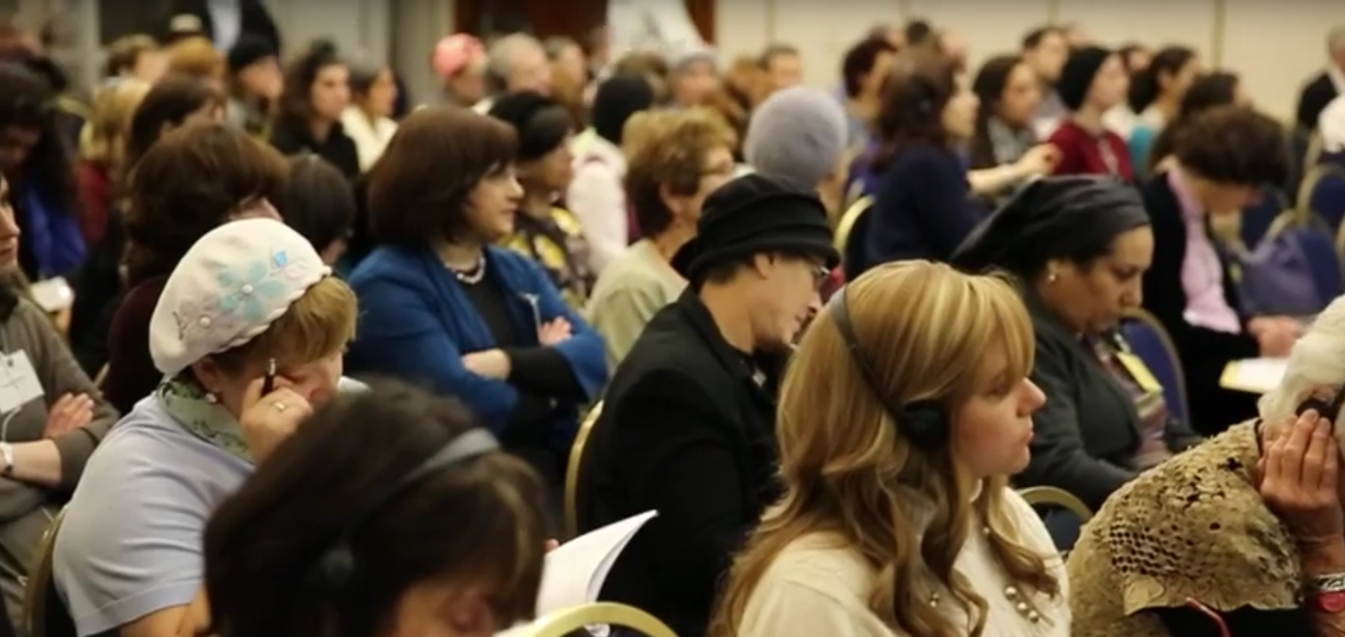 Haredim Learn to Prevent Abuse & Other Orthodox Jews in the News