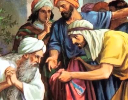 Aleph Beta on Parshas Vayeishev: Who Really Sold Joseph?