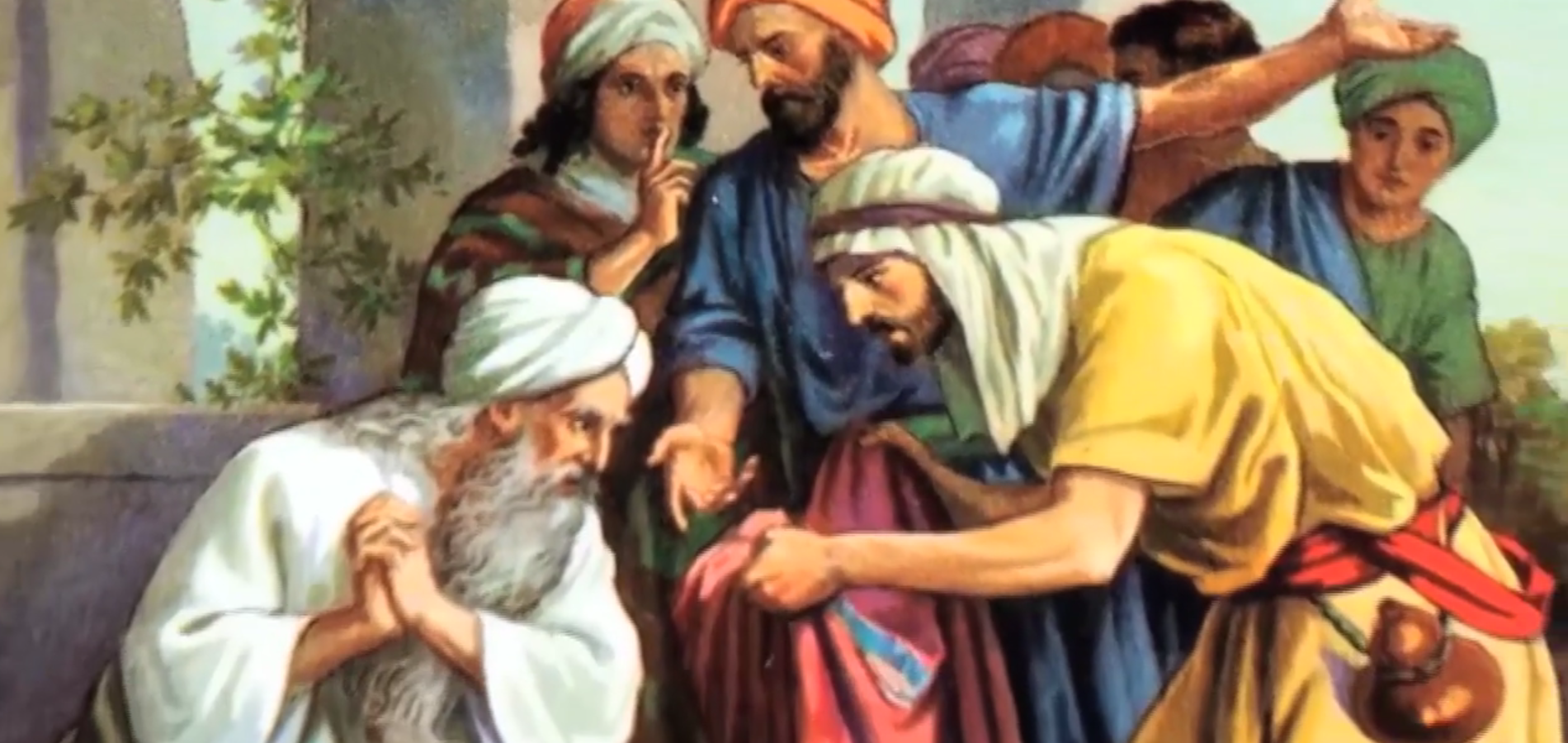Aleph Beta on Parshas Vayeishev: Who Really Sold Joseph?