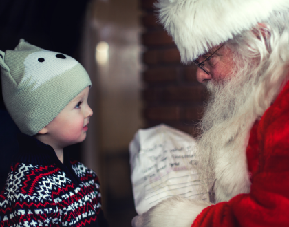 "The Orthodox ""Santa"" Rabbi Who Helped Make A Wish Come True"
