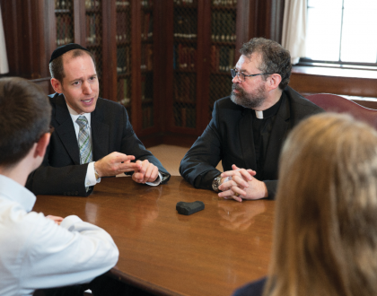 Harvard Medical School Takes Spiritual Cues From Frum Psychologist & Other Orthodox Jews in the News