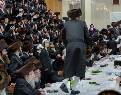The New York Times Finds The Deeper Side of Purim & Other Orthodox Jews in the News