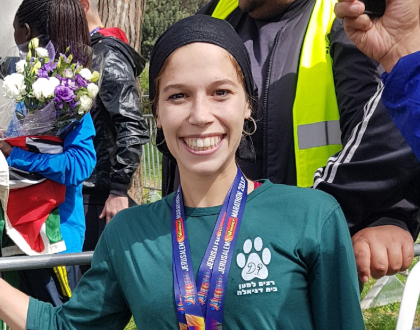 Israel's Fastest Woman is Religious & Other Orthodox Jews in the News