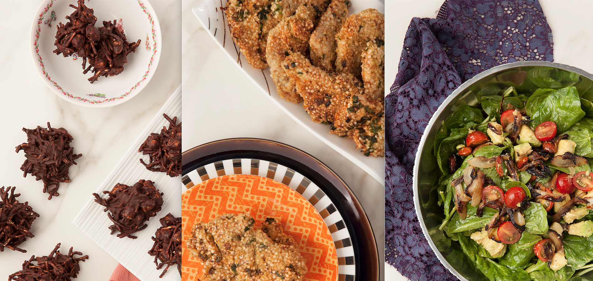 Silver Platter Recipes for a Gourmet Kosher Pesach!