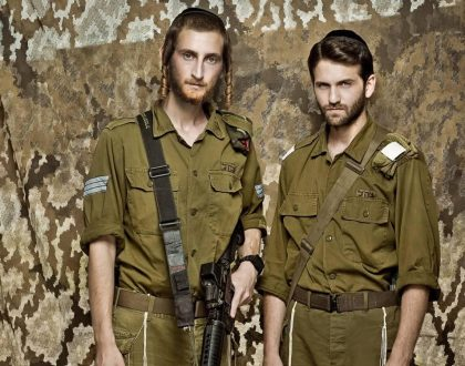 Haredim in IDF TV Series is Newest Israeli Hit & Other Orthodox Jews in the News