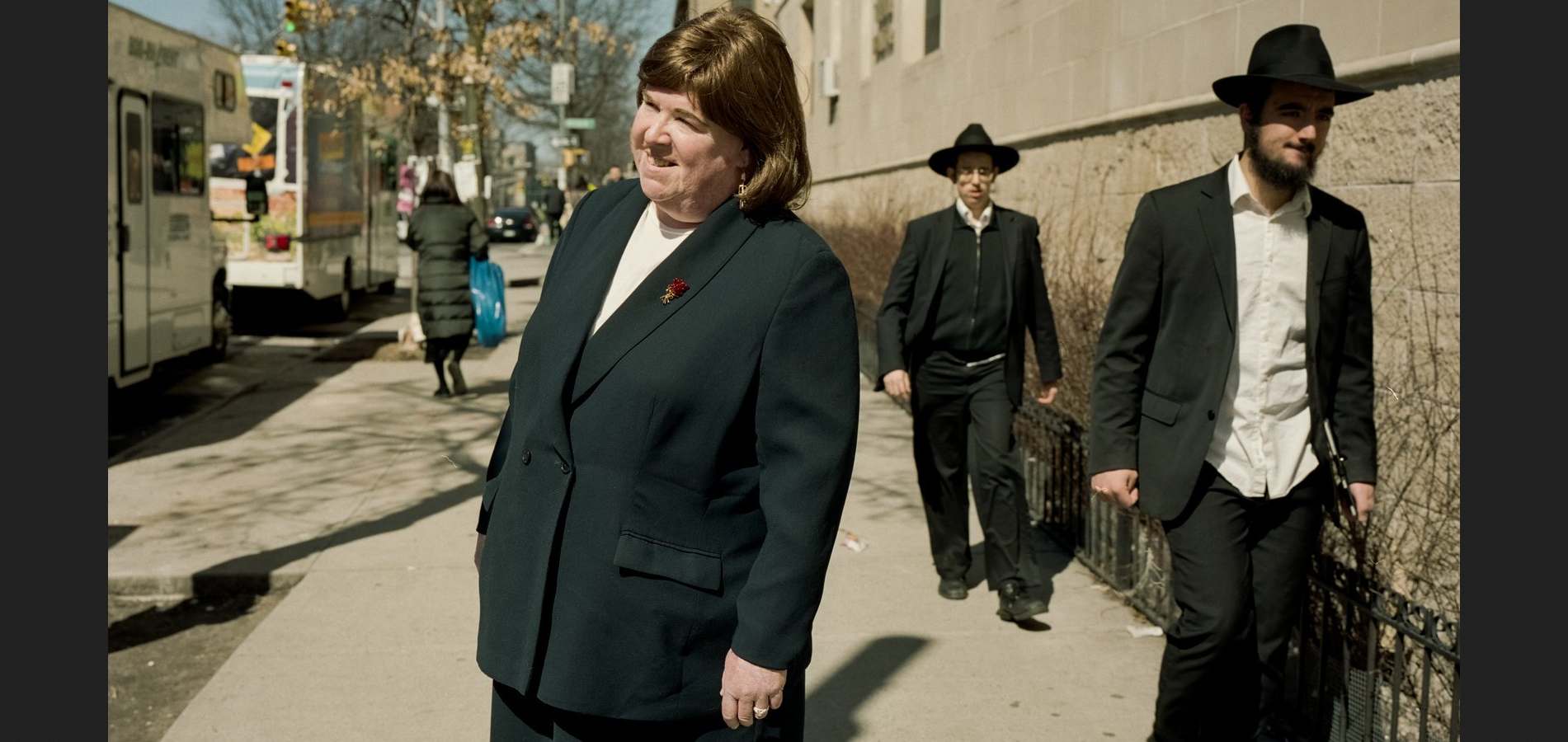 New York Times Features Lubavitch Matchmaker & Other Orthodox Jews in the News