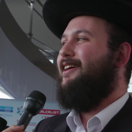 Meet the Hasidic Hacker Who Was Ranked 22nd Best In the World!