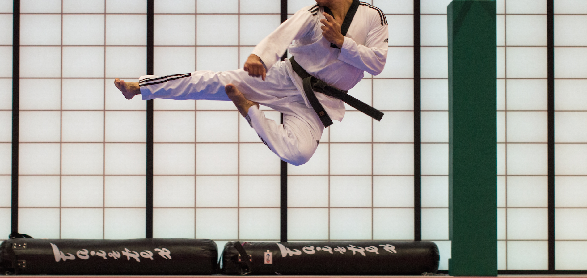 The Orthodox Jewish Taekwondo Master