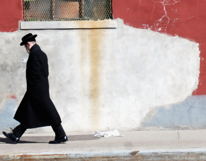 Why Do Orthodox Jews Wear Black?