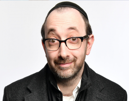 Ashley Blaker's Comedy Tops NYT Arts Section & Other Orthodox Jews in the News