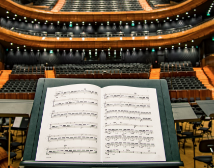 My Life As An Orthodox Jewish Female Orchestra Member