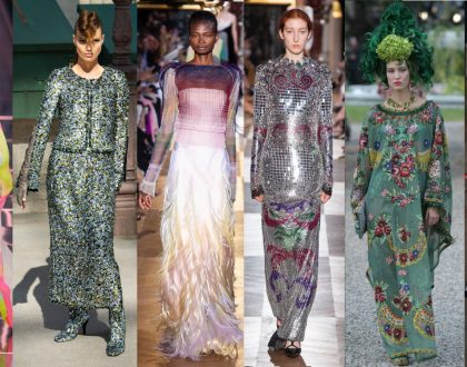 Six Hot Modest Trends From Europe's Couture Fall Fashion Shows