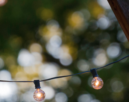 Seven Fabulous Lighting Ideas For Your Sukkah