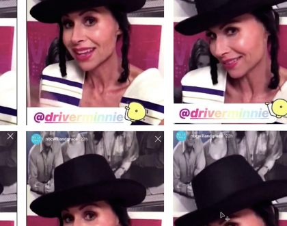 Dear Minnie Driver- It's Not Nice To Mock Hasidic Jews