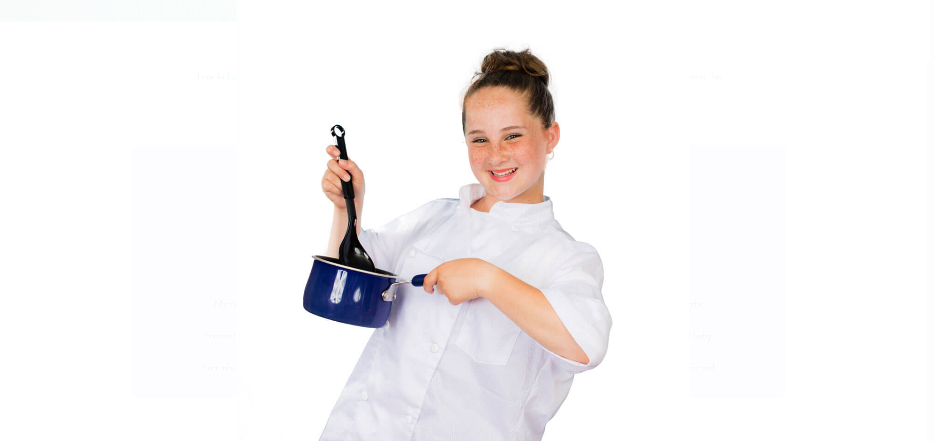 12-Year-Old Kosher Keeper is Teen Chopped's Champion & Other Orthodox Jews in the News