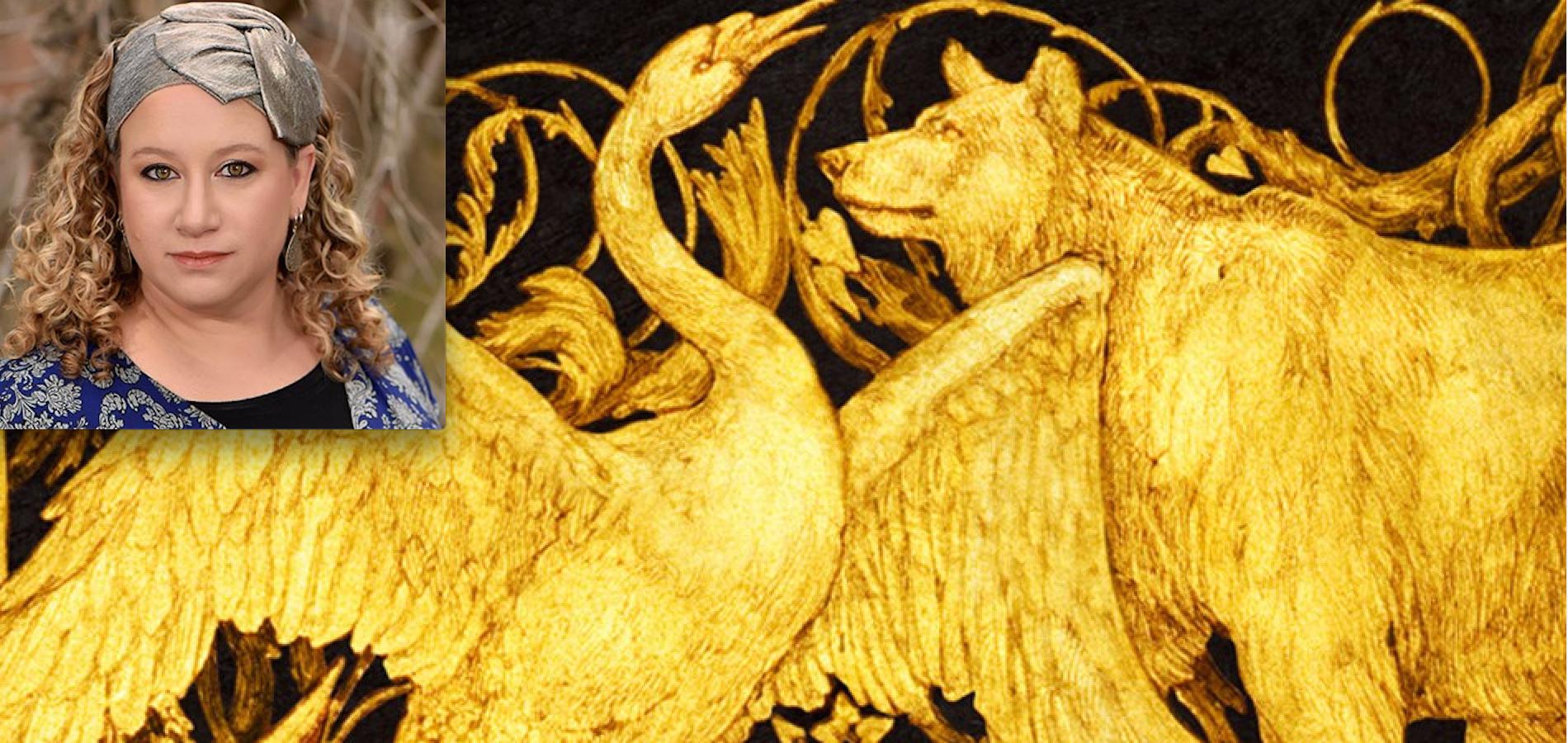 Meet the Critically-Acclaimed Orthodox Jewish Female Fantasy Author