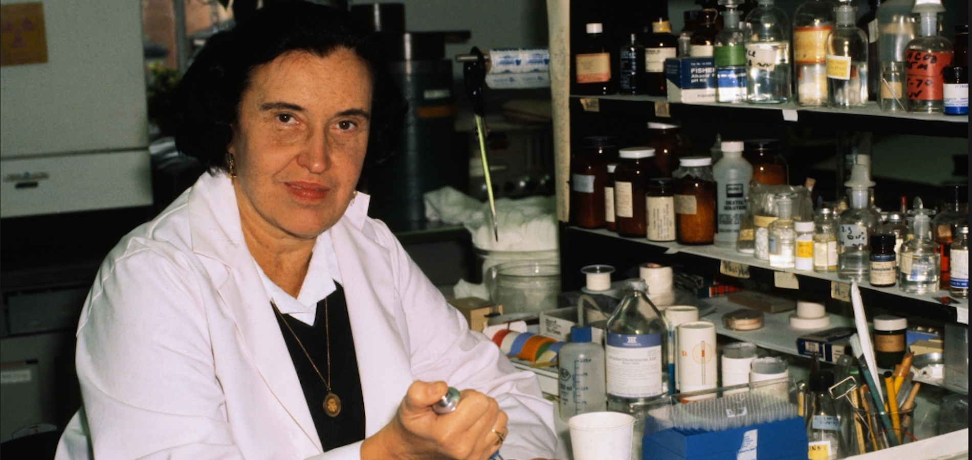 Rosalyn Yalow: The First Orthodox Jewish Woman to Win A Nobel Prize