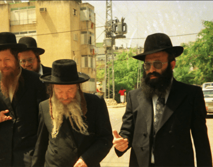 How My Parents Raised Me to Be a Happy Hasidic Jew