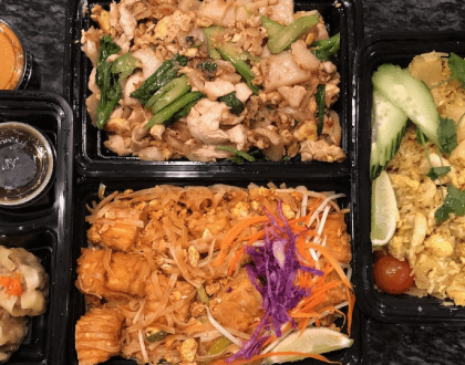 This Authentic Kosher Thai Food is From An Unlikely Place
