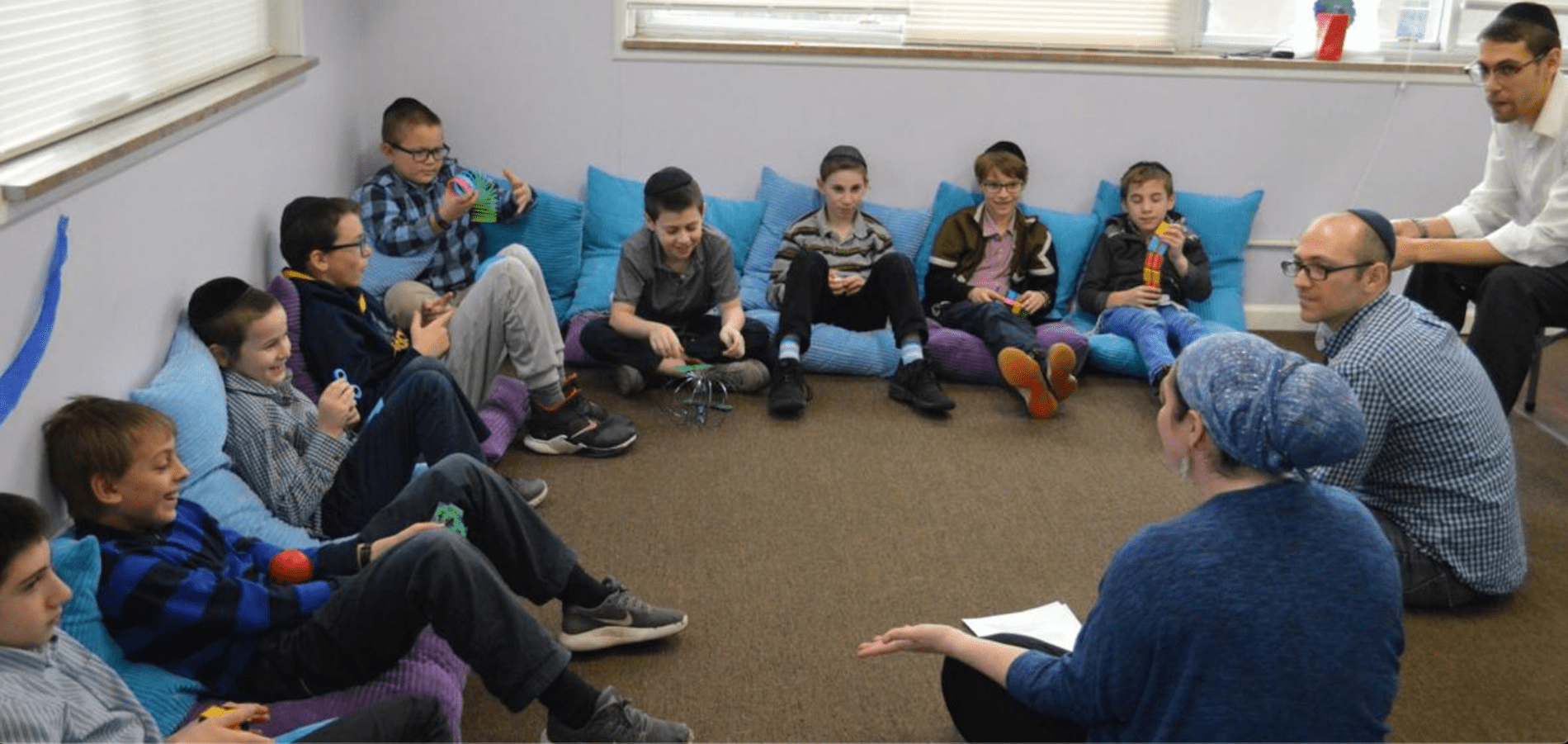 The Social Skills Group Helping Kids Thrive & Other Orthodox Jews in the News