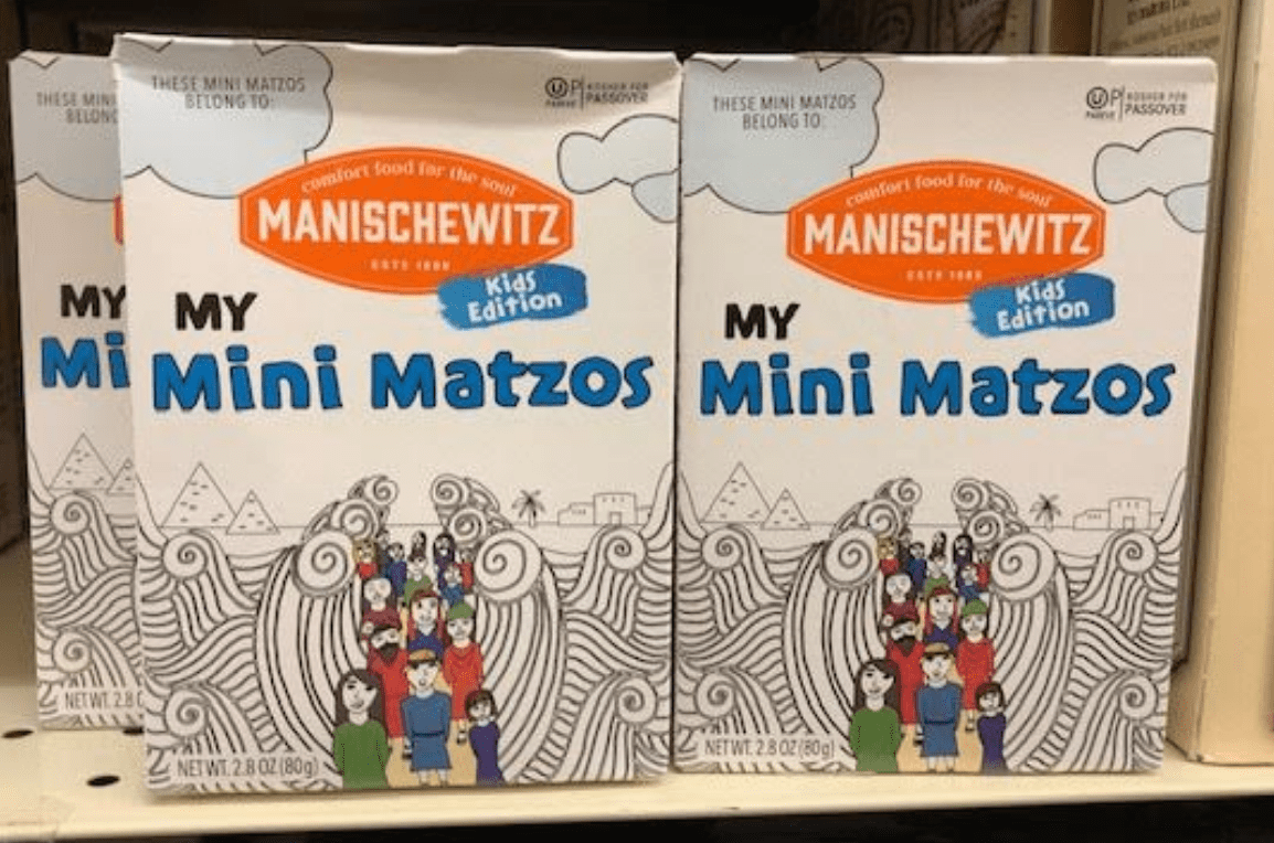9 New Passover Products You Don't Want To Miss! - Jew in the City
