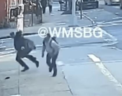 "Hasidic Man Attacked in Williamsburg; Cop Calls Driver ""You Stupid Jew"""