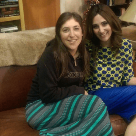 Exclusive Interview With Mayim Bialik On Being Most Observant Actress in Hollywood
