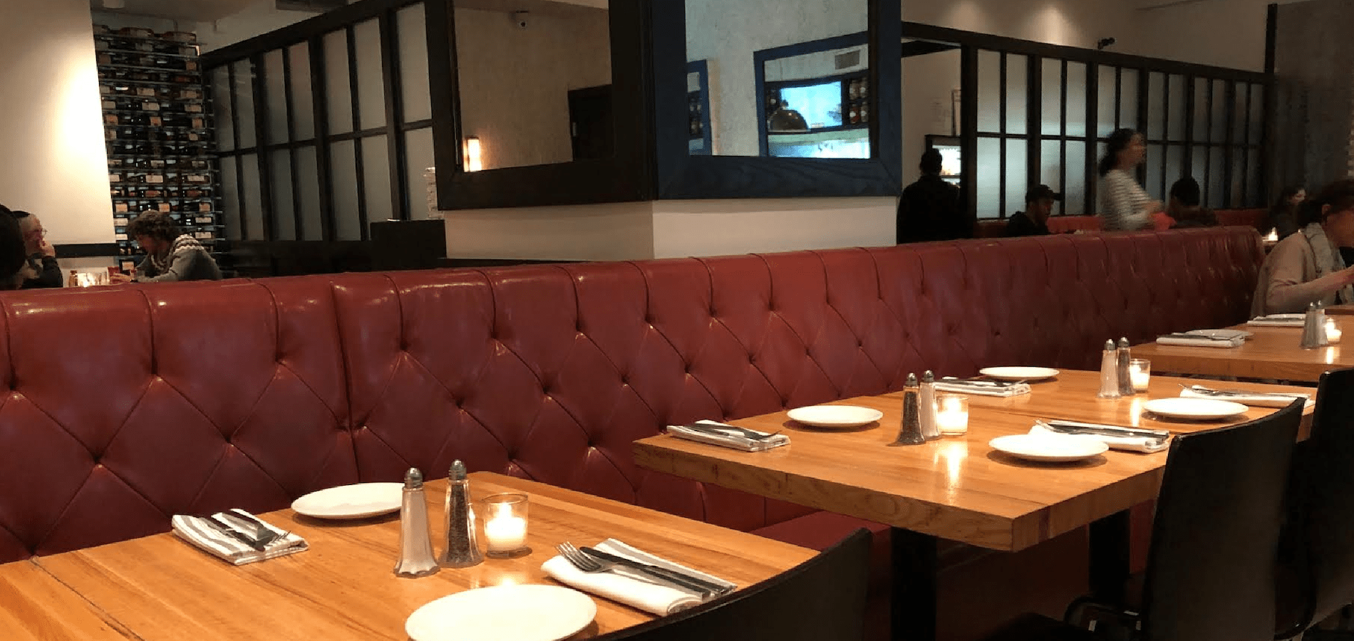 Midtown Kosher Spot, Mr. Broadway, Gets a Makeover And It's Amazing