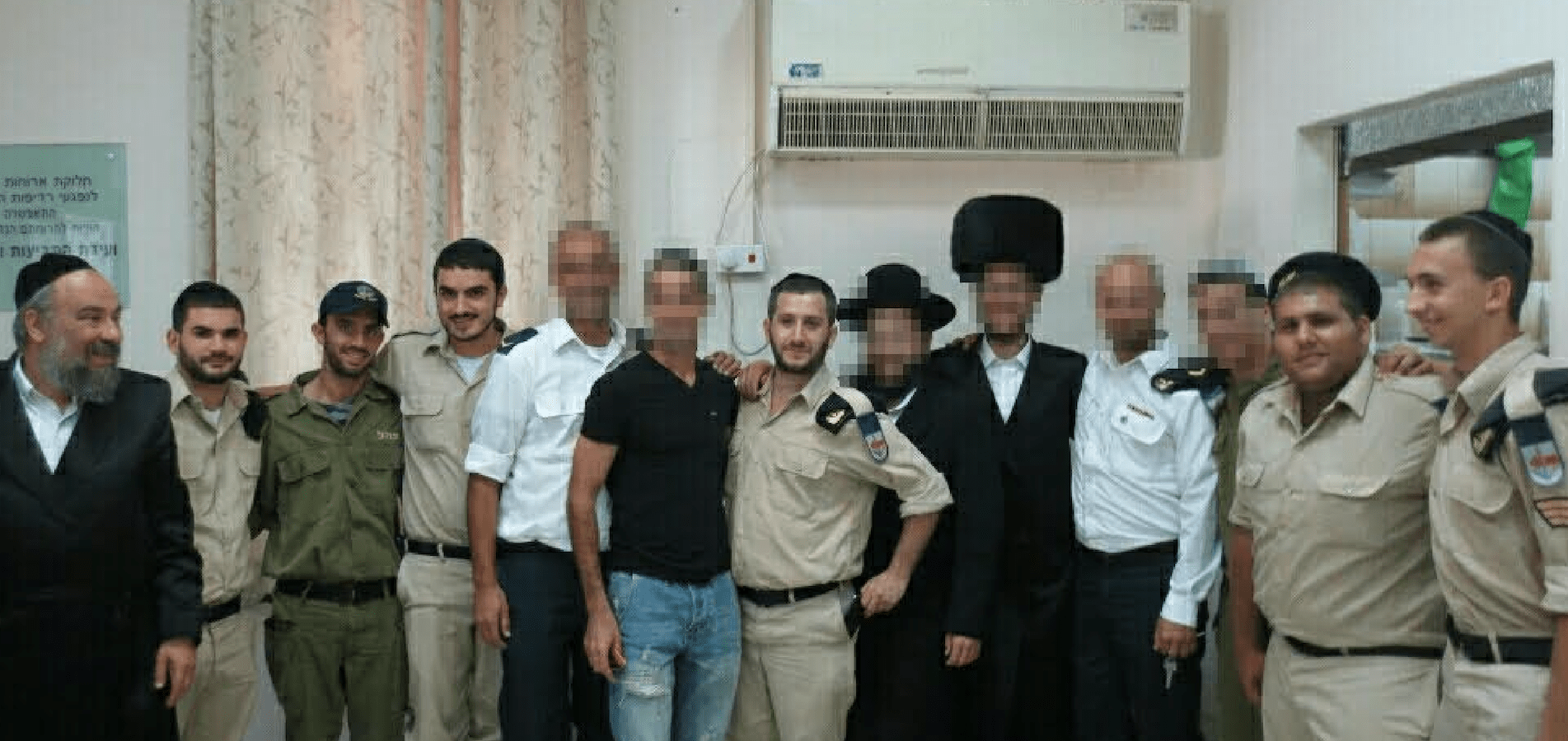 I'm A Hasid Who Joined the IDF. Here's Why.