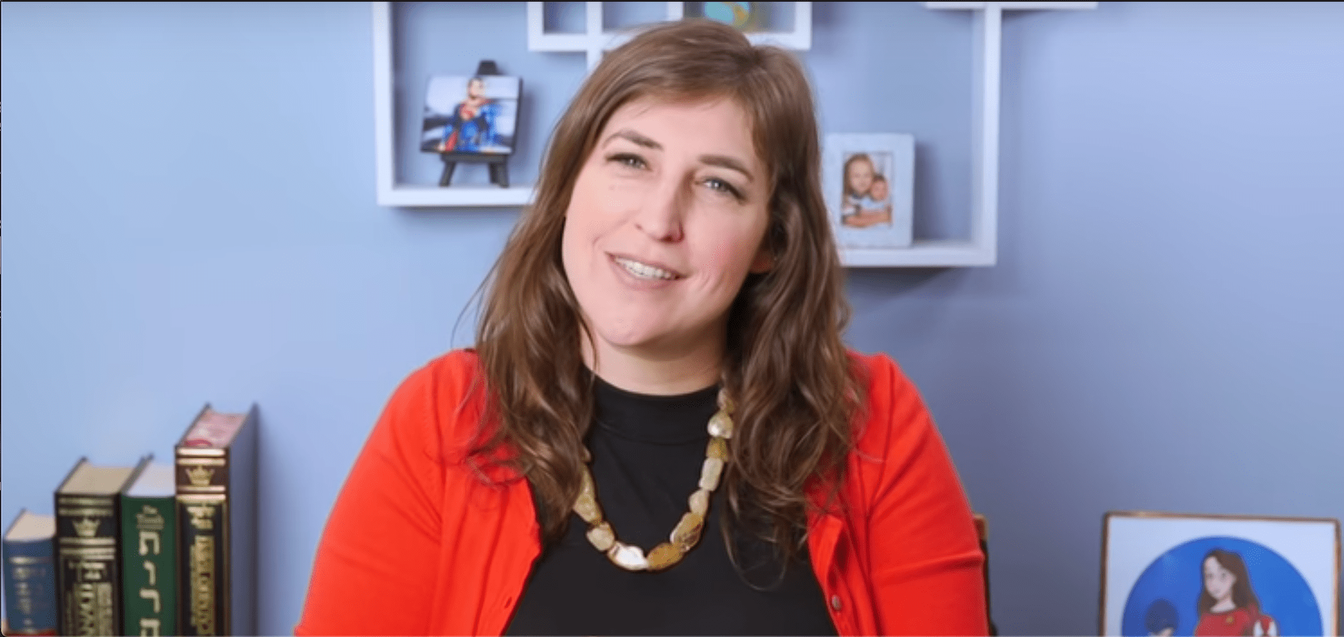 "Mayim Bialik's ""Big Bang"" Run Comes to Historic Close & Other Orthodox Jews in the News"