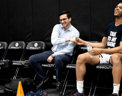 This Orthodox Jewish Agent Reps A Player Who Was Just Picked In The NBA Draft