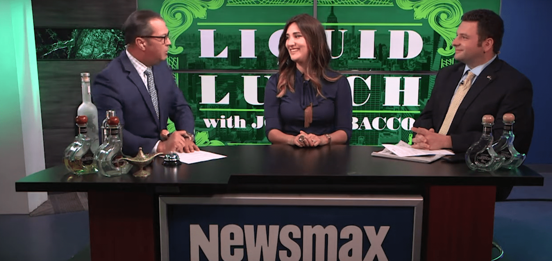 Allison Josephs on Newsmax TV