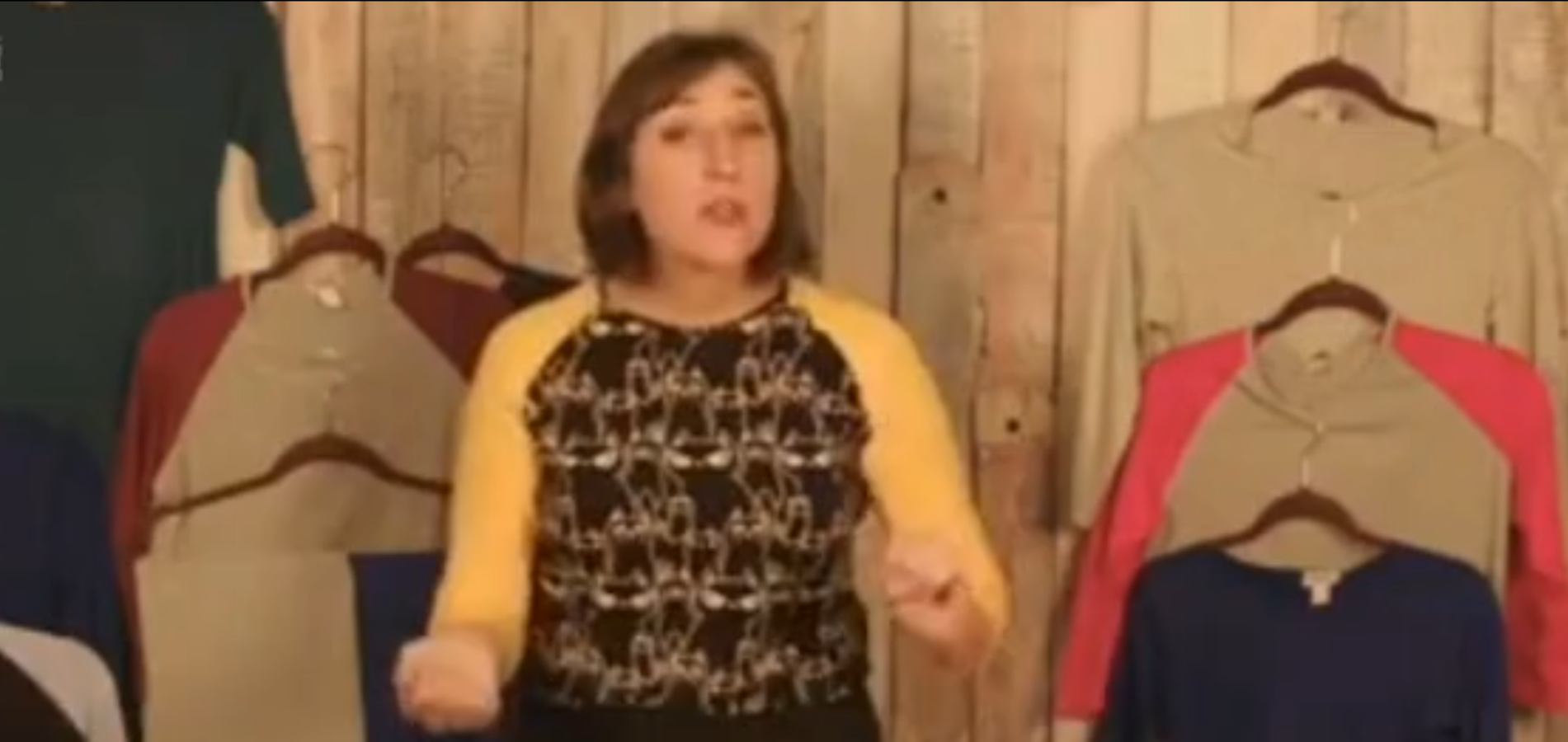 Mayim Bialik's Modest Fashion Promo & Other Orthodox Jews in the News
