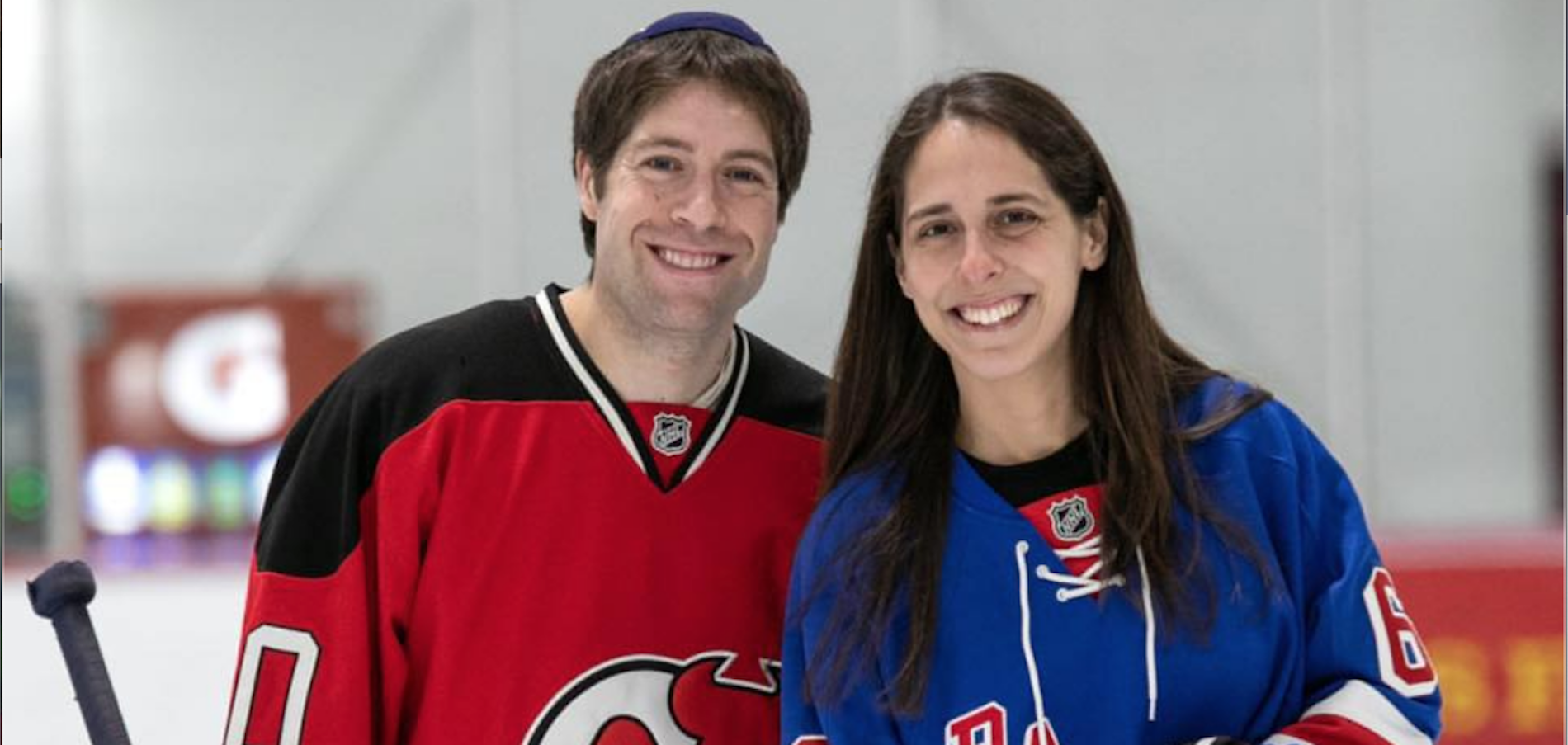 Aliza Hiller - The Orthodox Jewish Female Ice Hockey Player