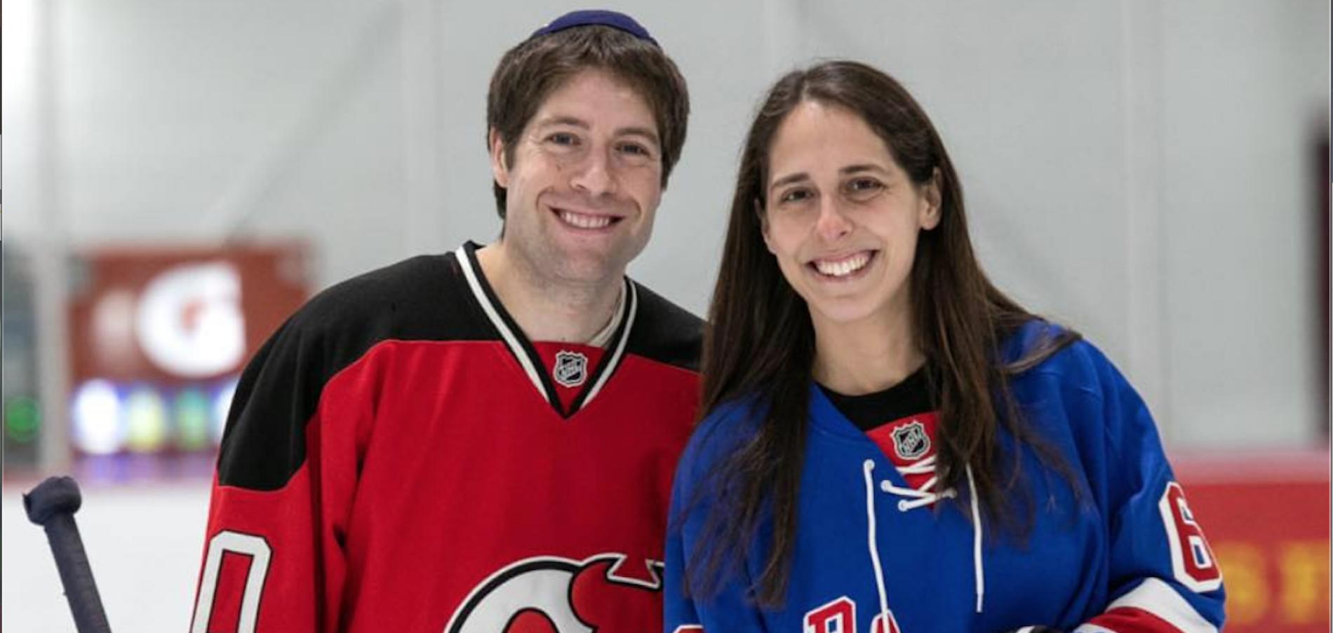 Aliza Hiller - The Orthodox Jewish Female Ice Hockey Player