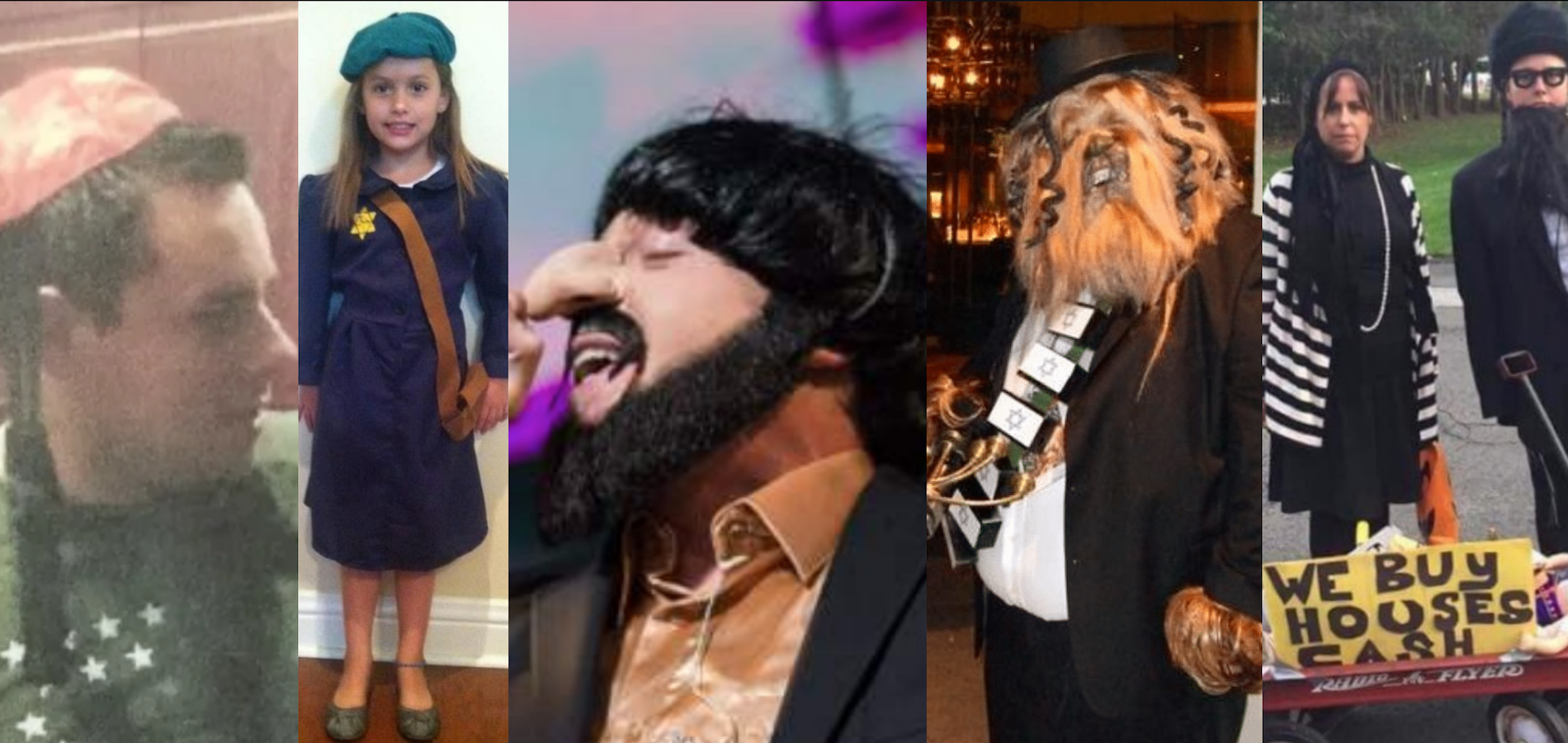 Stop Dressing As Hasidic Jews For Halloween