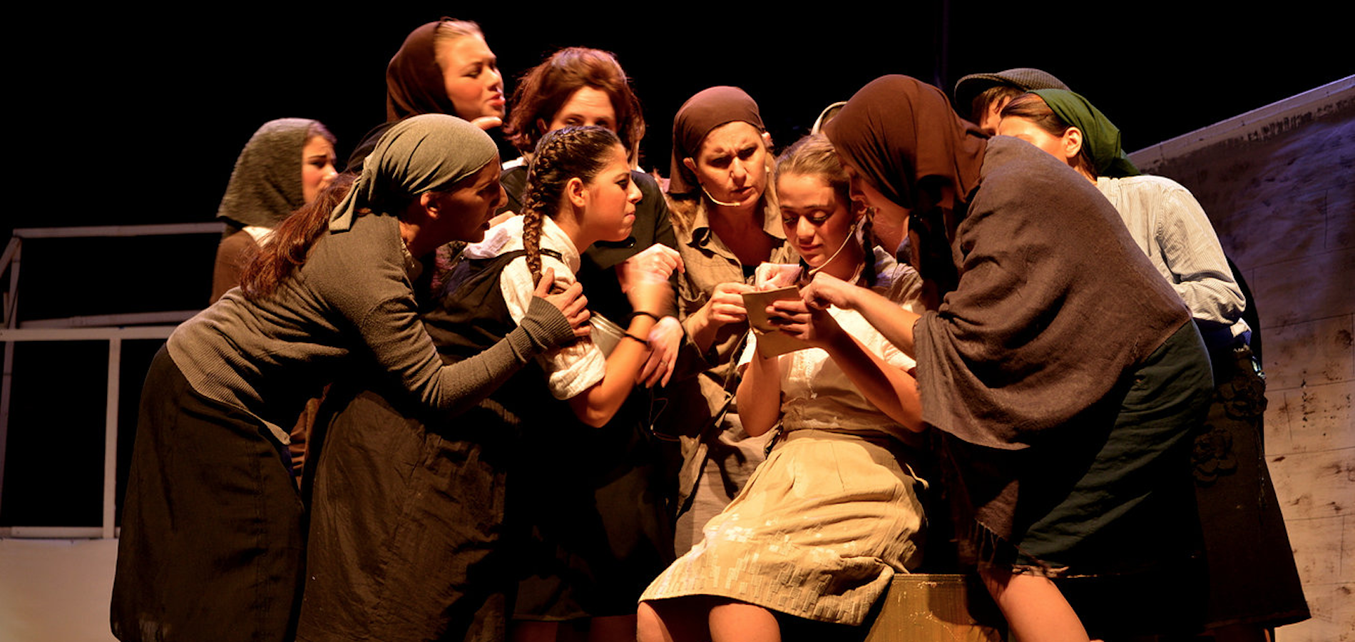 The Orthodox Jewish Female Theater Troupe Taking Israel By Storm