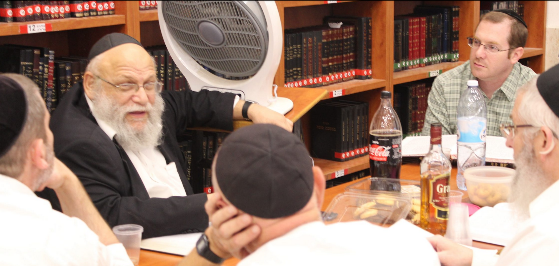 "Rav Chaim Malinowitz z""l: The Most Down To Earth Charedi Torah Scholar I Ever Knew"