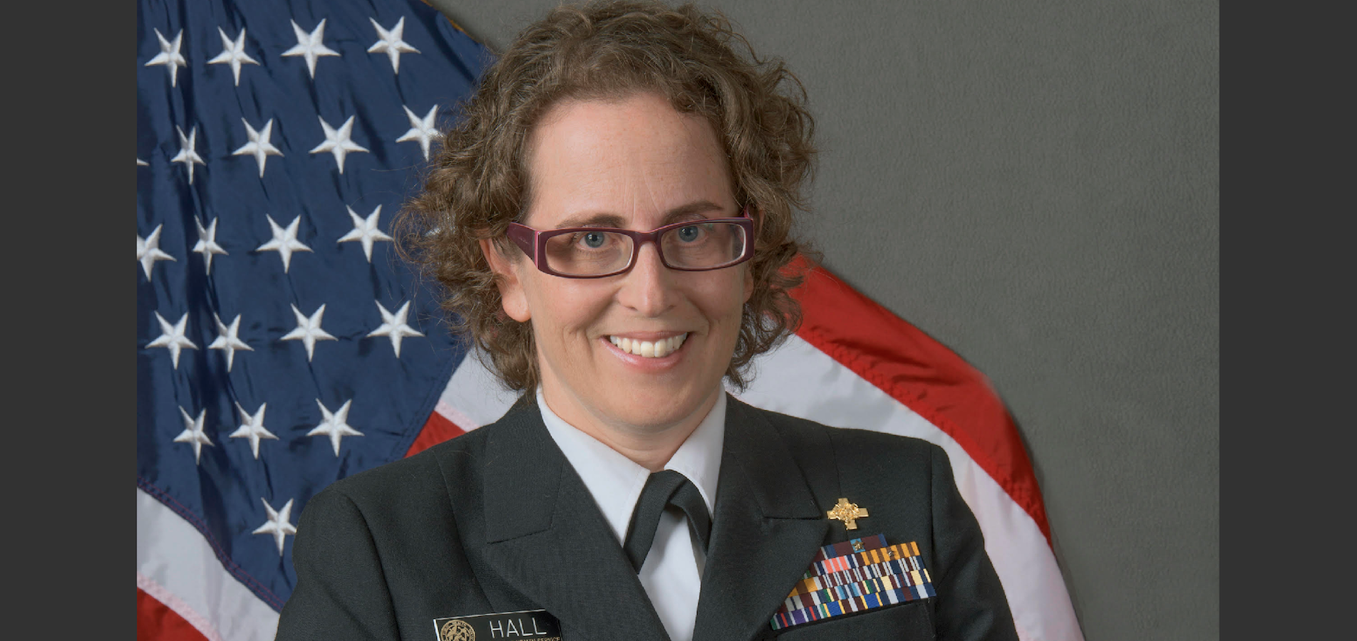 The Orthodox Jewish Female Active-Duty US Captain