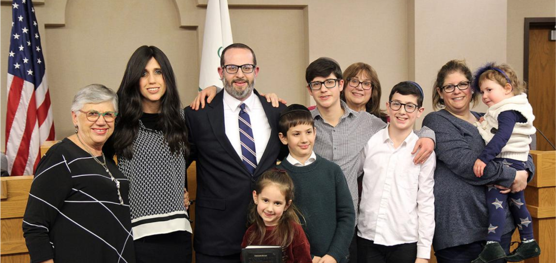 Cleveland Heights Swears in First Orthodox Jewish Mayor & Other Orthodox Jews in the News