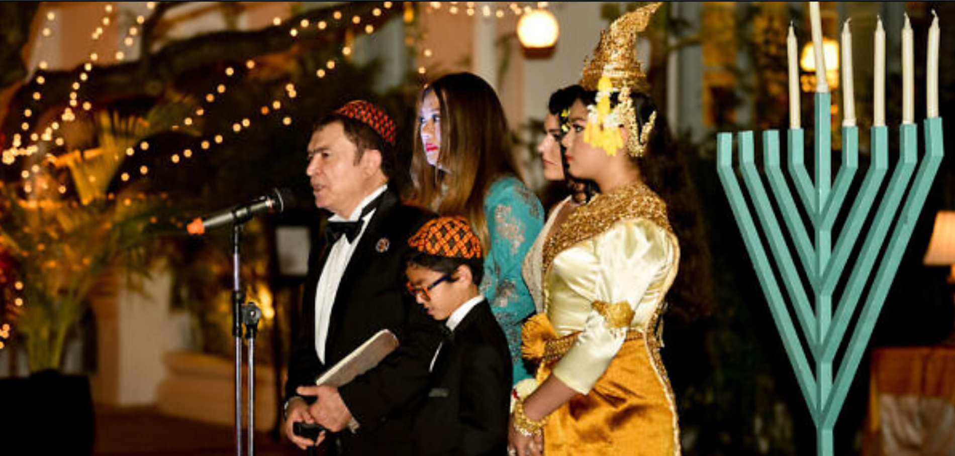 The Bas Mitzvah of Cambodian Royalty & Other Orthodox Jews in the News